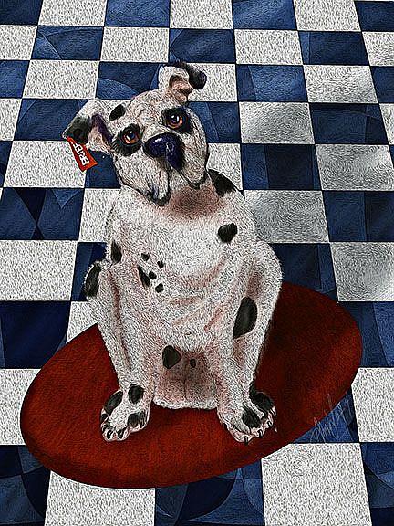 Art: My Boxer Briefs by Artist Alma Lee