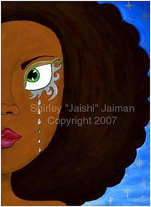 Art: I'Lythia by Artist Shirley Inocenté