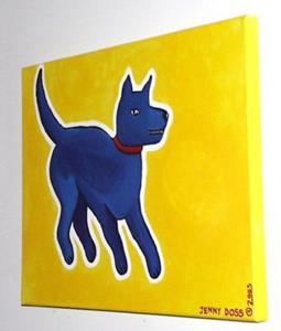 Detail Image for art Cave Canem: Beware of Dog
