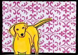 Art: Silly Goose by Artist Jenny Doss