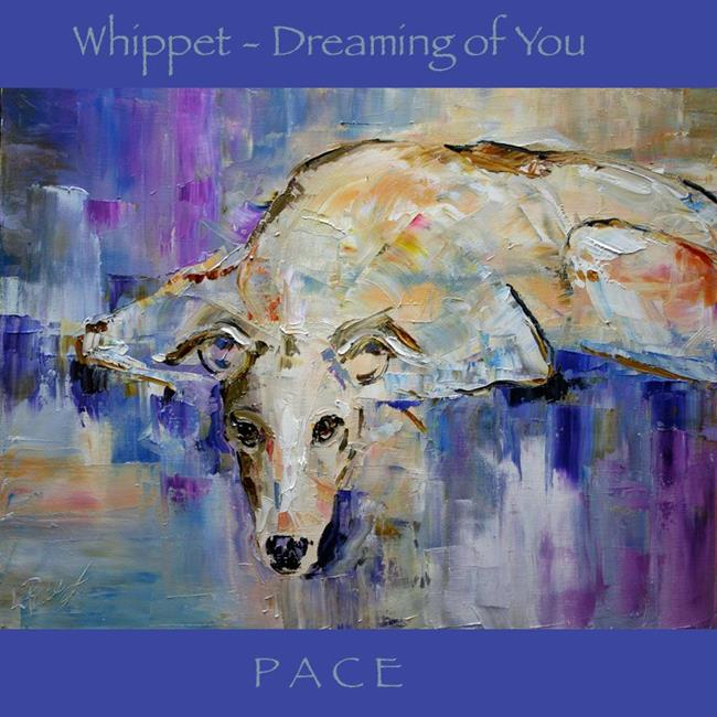 Art: Dreaming of You by Artist Laurie Justus Pace
