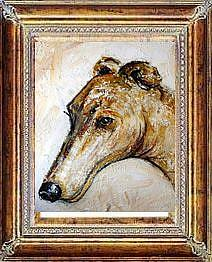 Detail Image for art Greyhound