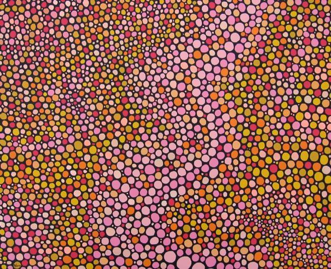 Art: Seeing Pink by Artist PJ Gorman