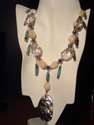 Art: Abalone Treasure by Artist Christine A. Jefferis