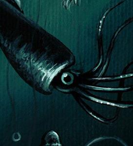 Detail Image for art Eye Of the Deep Sea Serpent