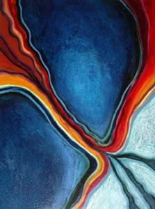 Detail Image for art Where Rivers Converge