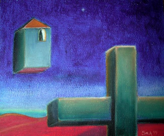 Art: Sold - Nights Through Your Window 2 by Artist Shawn Marie Hardy