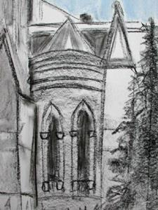 Detail Image for art unfinished cathedral