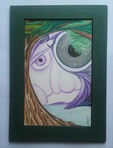 Detail Image for art Postcard #3