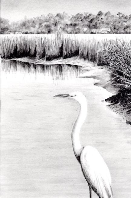 Art: The (R)egret by Artist Robin Cruz McGee