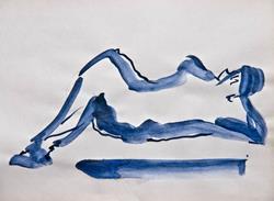 Art: Drawpainting 1 by Artist Gabriele M.