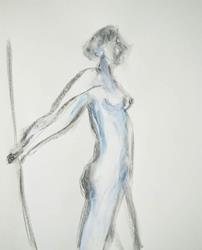 Art: Olivia 7 by Artist Gabriele M.