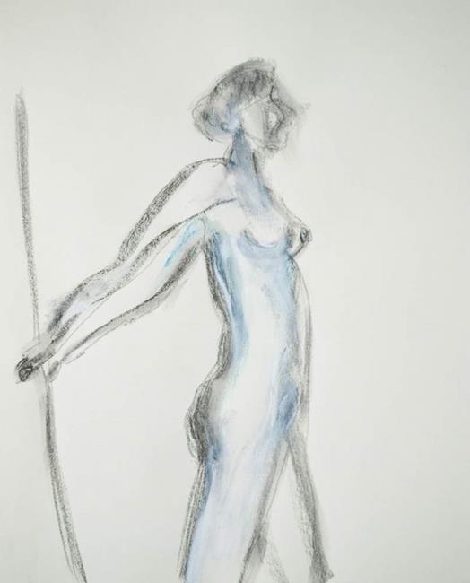 Art: Olivia 7 by Artist Gabriele Maurus