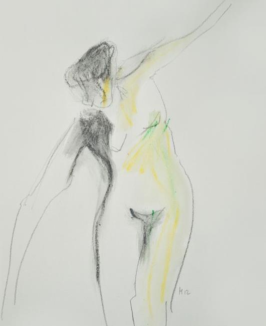 Art: Olivia 5 by Artist Gabriele Maurus