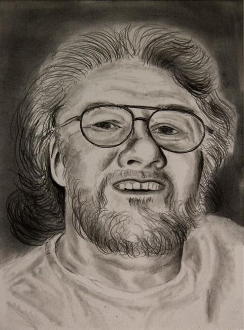 Art: Craig by Artist Robin Cruz McGee