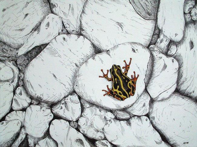 Art: Nature's Canvas by Artist Amanda Makepeace