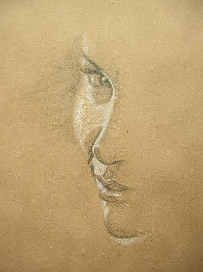 Art: She by Artist Richard R. Snyder