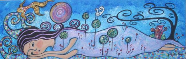 Art: Slow To Slumber by Artist Juli Cady Ryan
