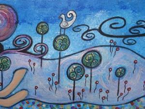 Detail Image for art Slow To Slumber