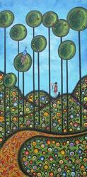 Art: Dreamland by Artist Juli Cady Ryan