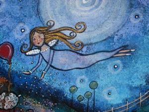 Detail Image for art The Sleep Fairy