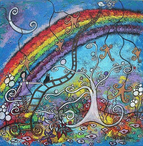 Art: Dreamland III by Artist Juli Cady Ryan