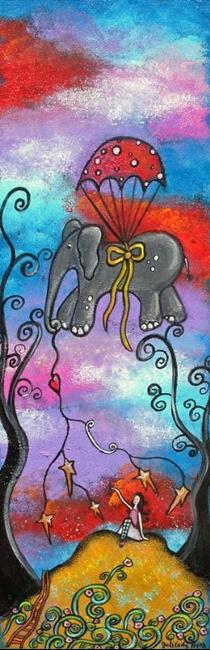 Art: Dreaming Big by Artist Juli Cady Ryan
