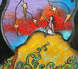 Detail Image for art Dreaming Big