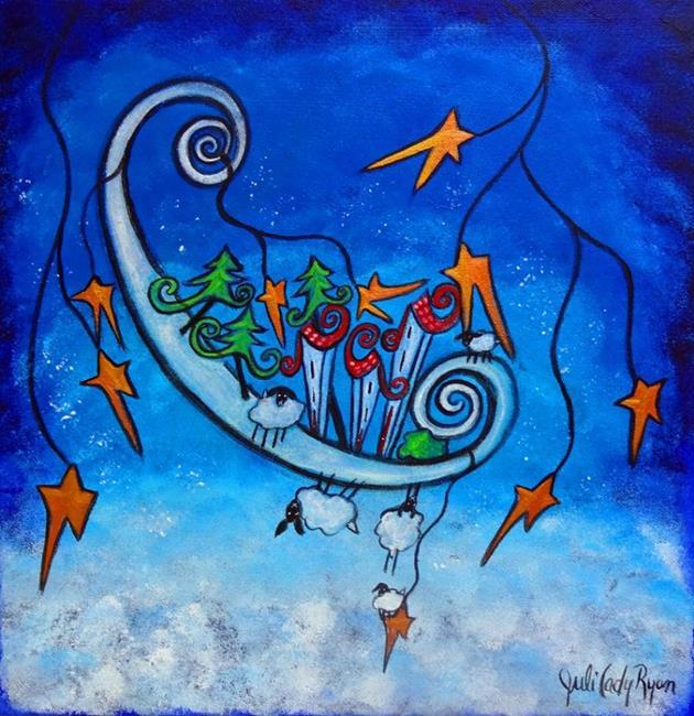 Art: Magical Slumber by Artist Juli Cady Ryan