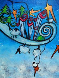 Detail Image for art Magical Slumber
