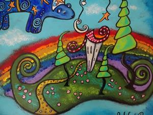 Detail Image for art Sweet Dreams II