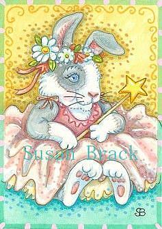 Art: FAIRY PRINCESS by Artist Susan Brack