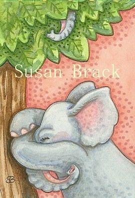 Art: HIDE AND SEEK by Artist Susan Brack