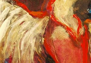 Detail Image for art Angel in Waiting