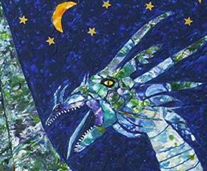 Detail Image for art Dragon Sapphira
