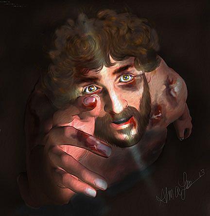 Art: Stephen: Based on the True Story by Artist Alma Lee