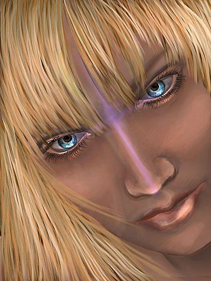 Art: Beloved by Artist Alma Lee
