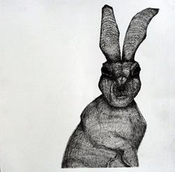 Art: Evil Bunny - Series 4 by Artist Aylan N. Couchie