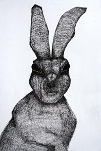 Detail Image for art Evil Bunny - Series 4
