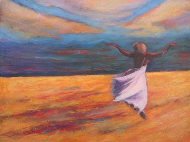 Art: Euphoria (sold) by Artist Virginia Ann Zuelsdorf