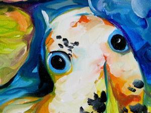 Detail Image for art WATERLILY & 2 KOI