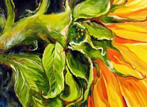 Detail Image for art SUNFLOWER SUN PETALS