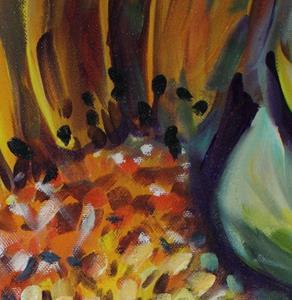 Detail Image for art SUNFLOWER BURST