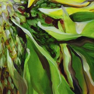 Detail Image for art SUNFLOWER DAWNING