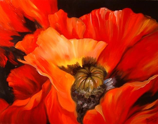 Art: REMEMBRANCE by Artist Marcia Baldwin