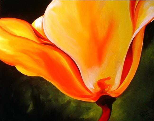 Art: SIMPLICITY by Artist Marcia Baldwin