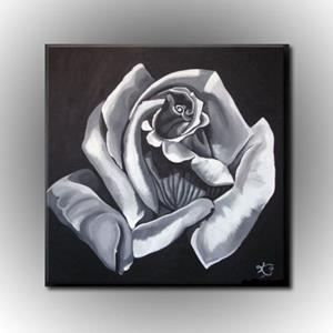 Detail Image for art BLACK ROSE