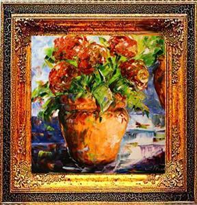 Detail Image for art Geranium Bloom