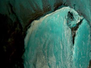 Detail Image for art TURQUOISE ROSE