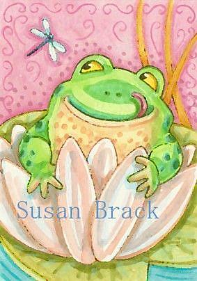 Art: YUM by Artist Susan Brack
